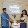Best Student Project Competition- Prize Distribution